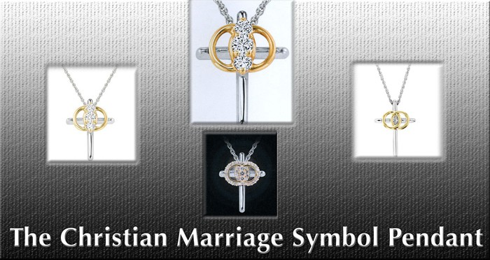 Christian Marriage Symbol ""
